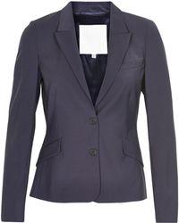 Inwear - Billaa Two-button Wool-blend Blazer - Lyst