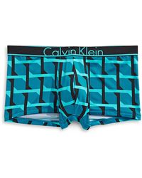 Calvin Klein - Id Low Rise Trunks - Lyst