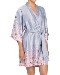 Triumph | Amourette Spotlight Bloom Robe | Lyst