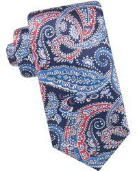 Black Brown 1826 - Paisley Silk Tie - Lyst