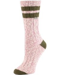 Sorel - Varsity Stripe Socks - Lyst