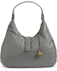 SJP by Sarah Jessica Parker - Leather Hobo Bag - Lyst
