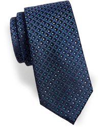 Geoffrey Beene - Embroidered Tie - Lyst