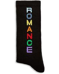 TOPMAN - Romance Tube Socks - Lyst