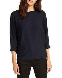 Phase Eight - Cristine Batwing Knitted Sweater - Lyst