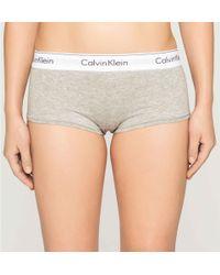 Calvin Klein - Slip Laag - Lyst