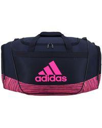 adidas - Defender Ii Small Colourblock Duffle Bag - Lyst