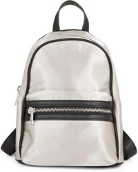 Lord & Taylor - Classic Mini Backpack - Lyst