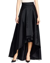 Adrianna Papell - High Low Ball Skirt - Lyst