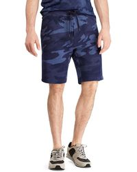 Polo Ralph Lauren - Camouflage Shorts - Lyst