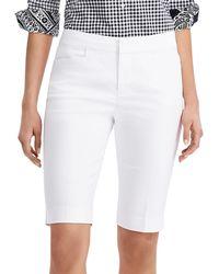 Chaps - Stretch Cotton-blend Short - Lyst