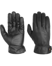 Stetson - Gloves Goat Nappa Conductive - Lyst