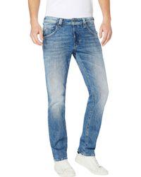 Pepe Jeans - Zinc Regular Fit Jeans - Lyst