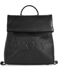 DKNY - Tilly Logo Backpack - Lyst
