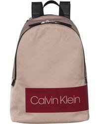 Calvin Klein - Block Out Rugtas - Lyst