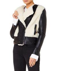 Nour Hammour - Monica Women Black Jacket - Lyst