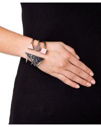 Eshvi - Bts6 Women Multicolor Bracelet - Lyst