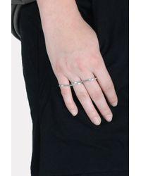 Vibe Harsløf - 3 Finger Ring - Lyst