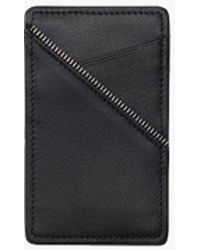 South Lane - Avant Pure Black Cardholder - Lyst