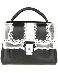 Paula Cademartori - Black Faye Petit Handbag - Lyst