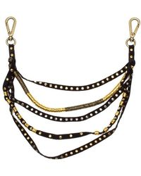 Orciani - Belt With Hooks - Lyst
