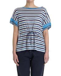 Moncler - Cotton T-shirt - Lyst