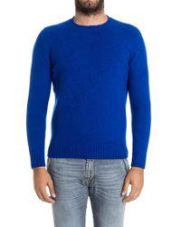 Drumohr - Wool Sweater - Lyst