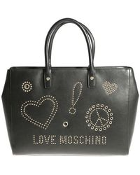 Love Moschino - Studded Bag - Lyst