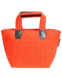VeeCollective - Neon Orange Small Bag - Lyst