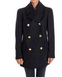 Vivienne Westwood Anglomania - Wool Coat - Lyst