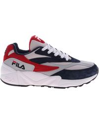 18fcd9e025205 Fila Omnispeed Men Us 10 Multi Color Running Shoe in Blue for Men - Lyst