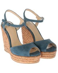 Jimmy Choo - Perla 120 Sandals - Lyst