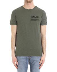 Dondup - Army Green Cosmin T-shirt - Lyst