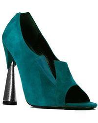 "Luisa Tratzi - ""daphne"" Open Toe Shoes - Lyst"