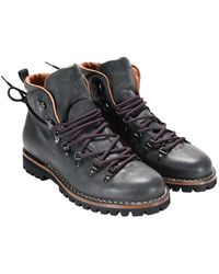 Car Shoe - Leather Boots - Lyst