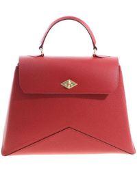 Ballantyne - Hammered Leather Handbag - Lyst