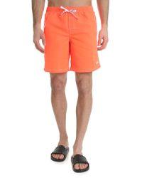 MSGM - Costume Sundek arancio fluo New Recharge - Lyst