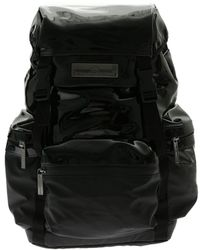 adidas By Stella McCartney Shine-effect Backpack Black