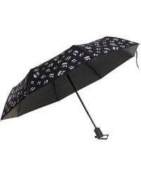Karl Lagerfeld - Printed Umbrella - Lyst