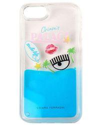 Chiara Ferragni - Chiara's Palace I-phone 6/7/6s/7s Cover - Lyst