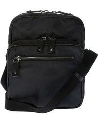 Valentino - Black Camouflage Shoulder Bag - Lyst