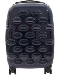 Lulu Guinness - Small Hard Sided Lips Trolley - Lyst