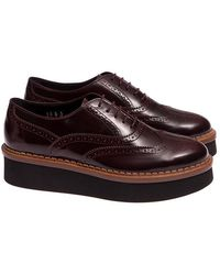 Tod's - Oxford Shoes - Lyst