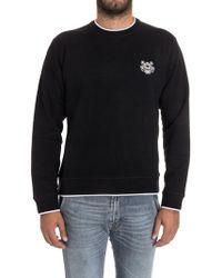 KENZO - Cotton Sweatshirt - Lyst