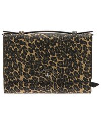 Vivienne Westwood Anglomania - Eco-leather Pouch - Lyst