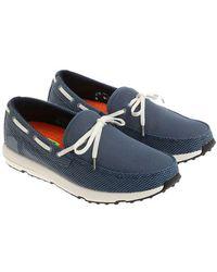 Swims - Light Blue Breeze Leap Laser Shoes - Lyst