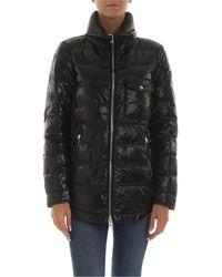 Woolrich - Alquippa Down Jacket In Black - Lyst