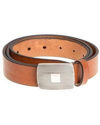 Eleventy - Leather Belt - Lyst