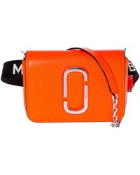 Marc By Marc Jacobs - Hip Shot Belt Waist Orange Bag - Lyst