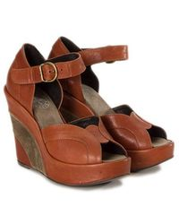 Fiorentini + Baker - Leather Sandals - Lyst